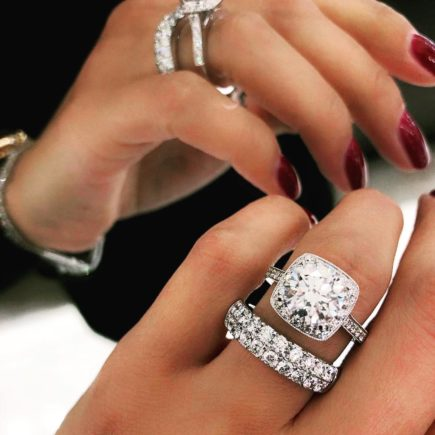 engagement ring for her
